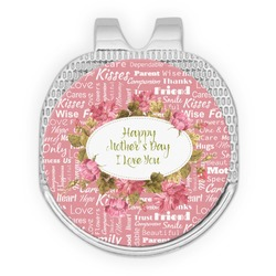 Mother's Day Golf Ball Marker - Hat Clip