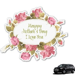 Mother's Day Graphic Car Decal