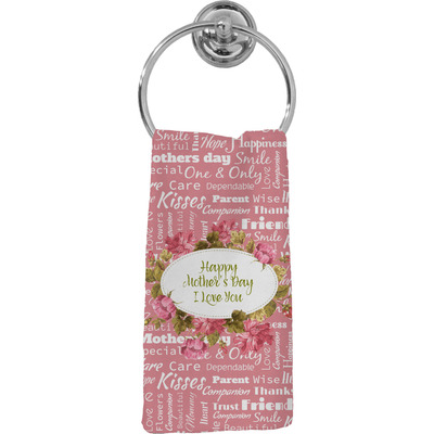 Mother's Day Hand Towel - Full Print