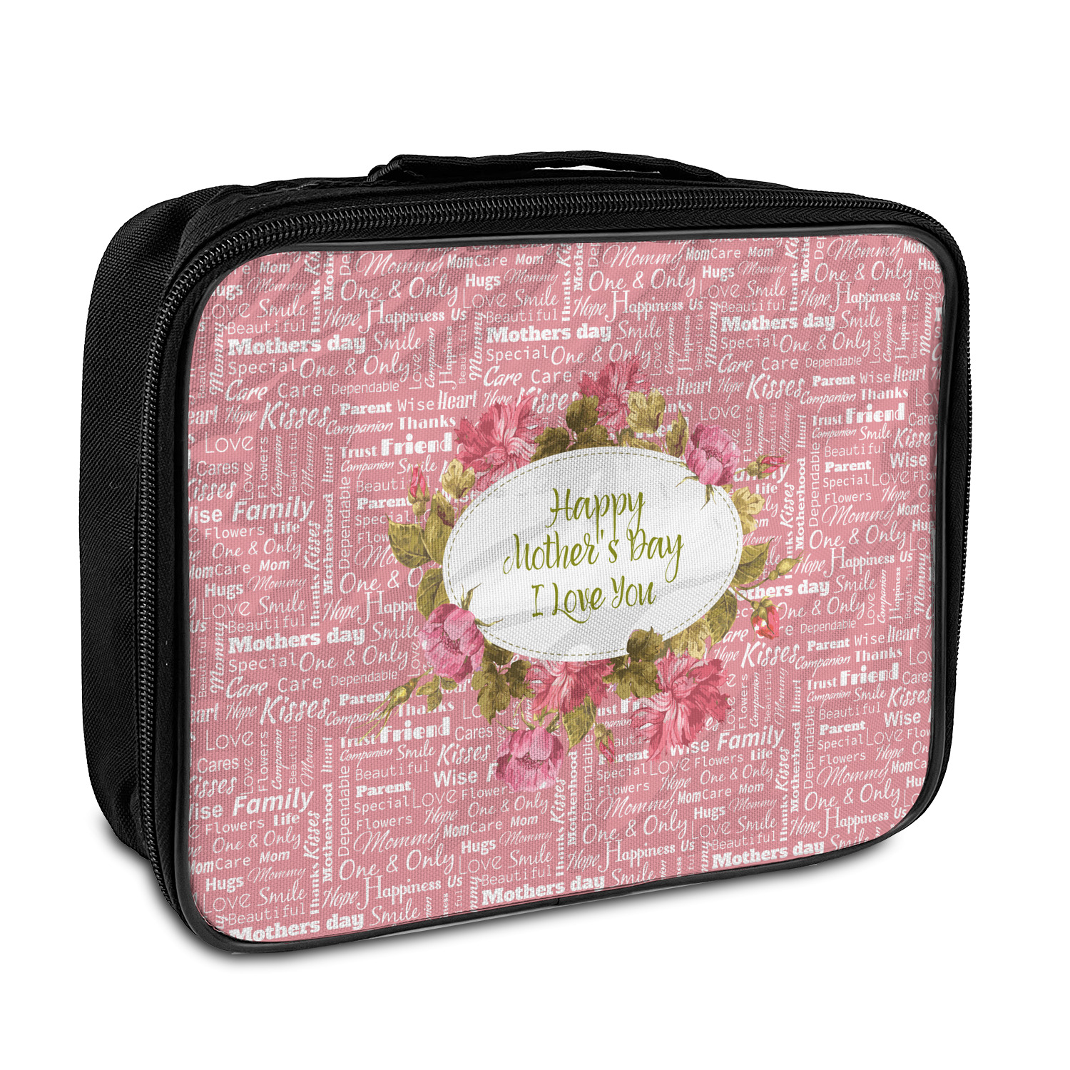 Mother's Day Insulated Lunch Bag - YouCustomizeIt
