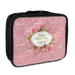 Mother's Day Insulated Lunch Bag