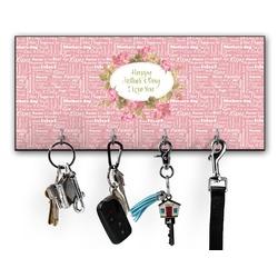 Mother's Day Key Hanger w/ 4 Hooks