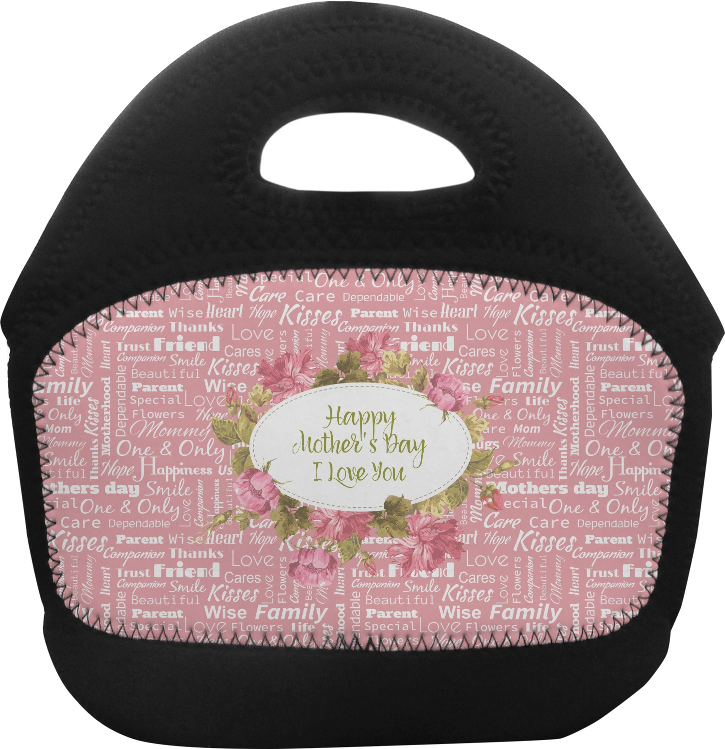 Mother's Day Toddler Lunch Tote - YouCustomizeIt