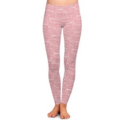Mother's Day Ladies Leggings - Large