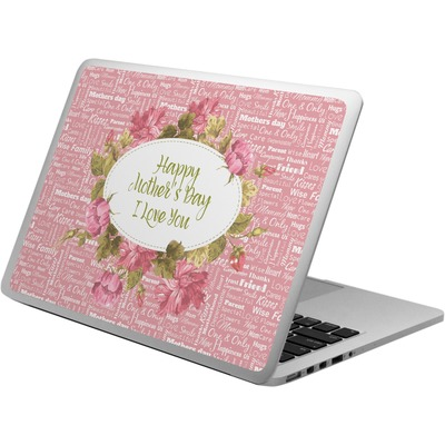Mother's Day Laptop Skin - Custom Sized