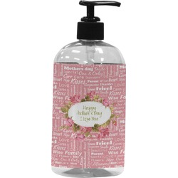 Mother's Day Plastic Soap / Lotion Dispenser