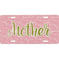 Mother's Day Front License Plate