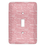 Mother's Day Light Switch Covers