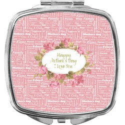 Mother's Day Compact Makeup Mirror