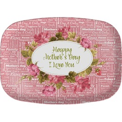 Mother's Day Melamine Platter