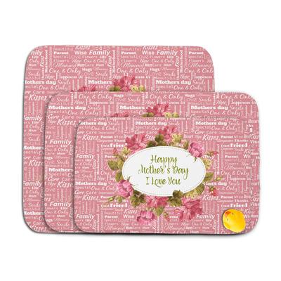 Mother's Day Memory Foam Bath Mat