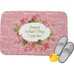 Mother's Day Memory Foam Bath Mat