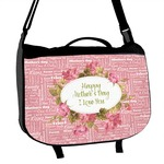 Mother's Day Messenger Bag