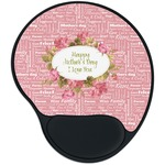 Mother's Day Mouse Pad with Wrist Support