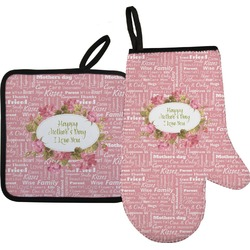 Mother's Day Oven Mitt & Pot Holder