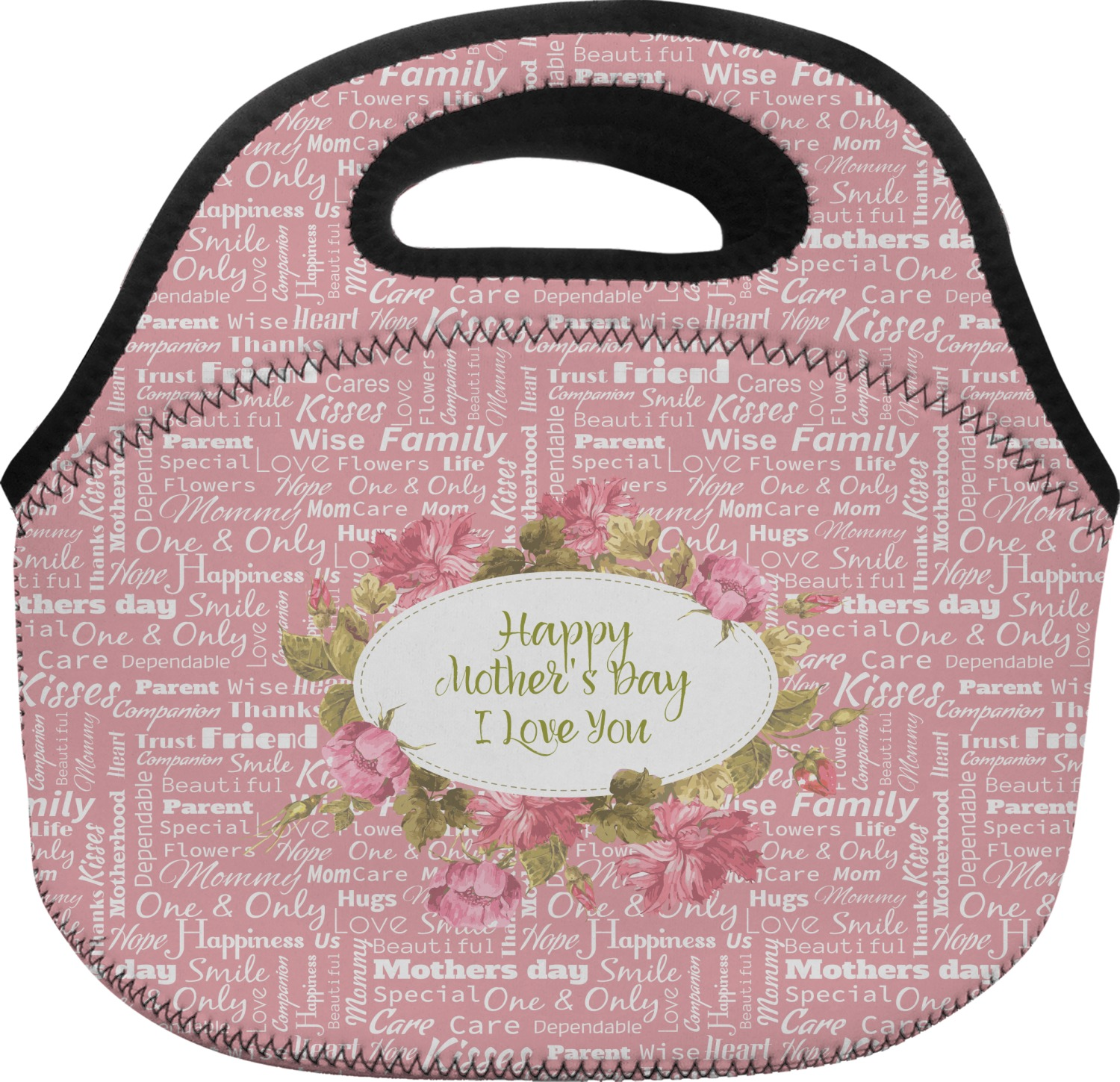 Mother's Day Lunch Bag - YouCustomizeIt