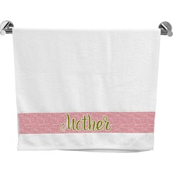 Mother's Day Bath Towel