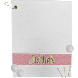 Mother's Day Golf Towel