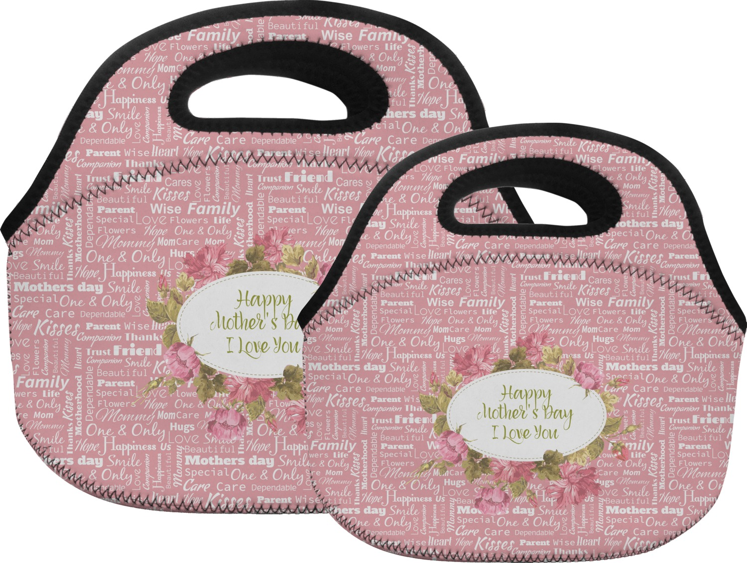 Mother's Day Lunch Bag - Large - YouCustomizeIt
