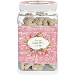 Mother's Day Pet Treat Jar