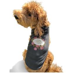 Mother's Day Black Pet Shirt - XL