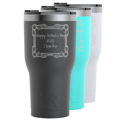 Mother's Day RTIC Tumbler - 30 oz (Personalized)