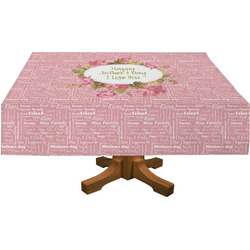 Mother's Day Rectangle Tablecloth