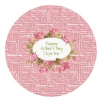 Mother's Day Round Decal