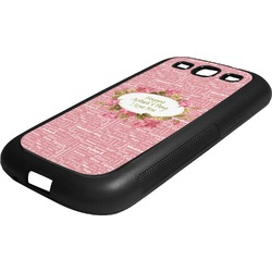 Mother's Day Rubber Samsung Galaxy 3 Phone Case