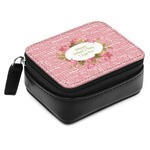 Mother's Day Small Leatherette Travel Pill Case