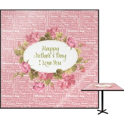 Mother's Day Square Table Top