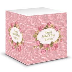 Mother's Day Sticky Note Cube
