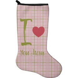 Mother's Day Holiday Stocking - Neoprene