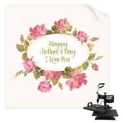 Mother's Day Sublimation Transfer