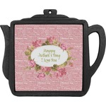 Mother's Day Teapot Trivet