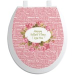 Mother's Day Toilet Seat Decal