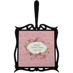 Mother's Day Trivet with Handle