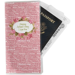 Mother's Day Travel Document Holder