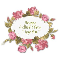 Mother's Day Graphic Decal - Custom Sized
