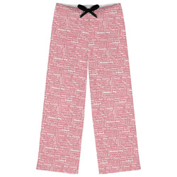 Mother's Day Womens Pajama Pants