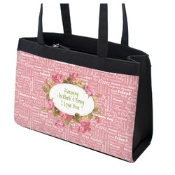 Mother's Day Zippered Everyday Tote