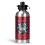 School Mascot Water Bottle - Aluminum - 20 oz (Personalized)