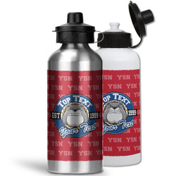 School Mascot Water Bottles- Aluminum (Personalized)