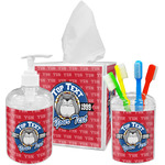 School Mascot Bathroom Accessories Set (Personalized)