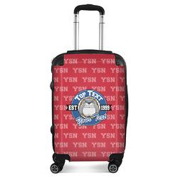 School Mascot Suitcase (Personalized)