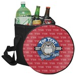School Mascot Collapsible Cooler & Seat (Personalized)