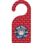 School Mascot Door Hanger (Personalized)