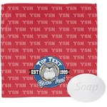 School Mascot Wash Cloth (Personalized)