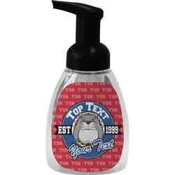 School Mascot Foam Soap Dispenser (Personalized)