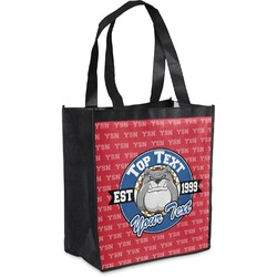 School Mascot Grocery Bag (Personalized)
